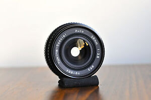 Tokina - Special (for Canon)  Auto   28mm f/2.8 Lens   , EOS/FL/FT