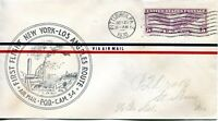 1930 FIRST AIR MAIL FLIGHT FROM PITTSBURGH TO SAINT LOUIS ON OCTOBER 25, 1930