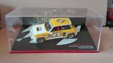 "DIE CAST "" RENAULT 5 TURBO RALLYE RACE -1983 "" RALLY SCALA 1/43"