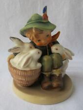 M I Hummel Goebel Playmates Hasenvater Porcelain Figurine Germany Mold 58 Tmk3Ss
