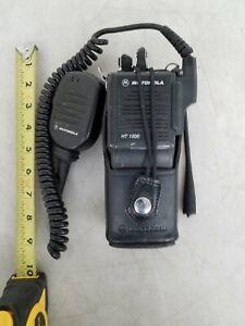 Motorola HT 1000 VHF Portable Transceiver