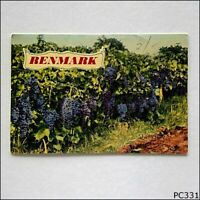 Renmark View Folder Postcard (P331)