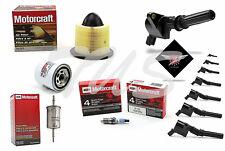 Tune Up Kit 2004 Ford F150 4.6L V8 Ignition Coil DG508 Spark Plug SP493 FG1114