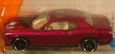 Matchbox Dodge Challenger SRT8 purple #21 2017