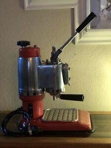 Vantage La Cimbali Microcimbali Espresso Machine Italy Needs service. 110V