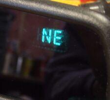 NICE Gentex Mirror w/Compass & Homelink® PLUG & PLAY For 2012-2015 Toyota Camry