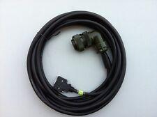 MITSUBISHI CNV2-3 10M CNC Servo Motor Encoder M520 M64 Feedback Cable Tool New
