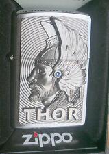 HAMMER  Zippo Wikinger Thor Emblem Limited Edition 1000 NEU 2017
