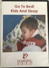 Go To Bed! Kids And Sleep-Learning Seed-TESTED-RARE VINTAGE COLLECTIBLE-SHIP N24