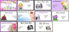 100 imprimido tarjetas de visita