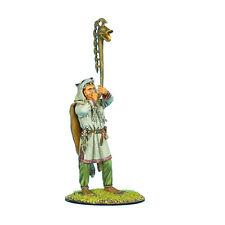 ROM028 German Warrior Horn Player by First Legion