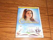 ELLA ENCHANTED  WITH ANNE HATHAWAY DVD  WIDESCREEN NEW