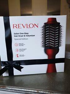 REVLON Salon One-Step Hair Dryer & Volumizer Special Edition NEW