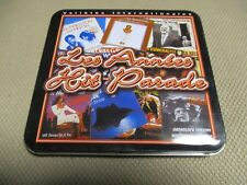 "COFFRET METAL 2 CD ""LES ANNEES HIT-PARADE, VARIETES INTERNATIONALES"" 32 titres"