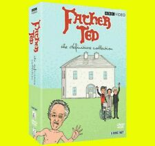 Father Ted The Definitive Collection (DVD,2008,5-Disc Set,Complete Series) NEW