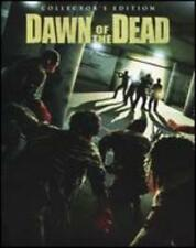 Dawn of The Dead 2 Disc Blu Ray Collectors Edition 1st CLS S&h