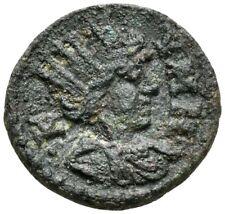 Koc Roma Coins. AEOLIS: Kyme AD 253-260.Bronze 18mm.3,79g. Rare.