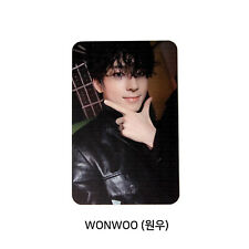 SEVENTEEN : You Made My Dawn Official Photocard - WONWOO (Dawn A)