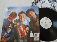 NEW WAVE LP - THREE JOHNS - DEATH OF EVERYTHING ~ 1985 ~ 10 TRACK VINYL  ~ NM