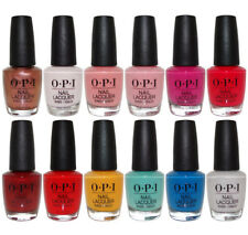 OPI _ LISBON COLLECTION_ BRAND NEW_ FULL SIZE_ LOT OF 12