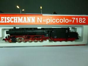 Spur N Fleischmann 7182 - Dampflok BR 50 DB Digital DCC OVP Top