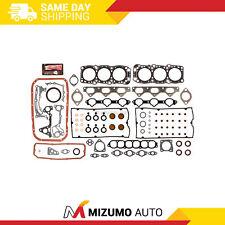 Full Gasket Set Fit Mitsubishi 3000GT & VR4 3.0L 6G72 DOHC