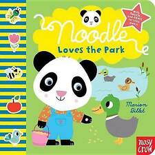 NEW Noodle Loves the Park by Nosy Crow