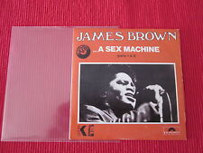 CD SINGLE JAMES BROWN A SEX MACHINE