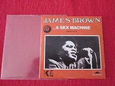 CD SINGLE JAMES BROWN A SEX MACHINE
