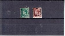 Gb 1936 - Kind Edward Viii definitive set - Morocco Agencies (Centimes) o/p Mh