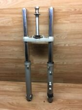 Sachs XTC 125 2005 XTC125 Front Suspension Forks & Bottom Yoke