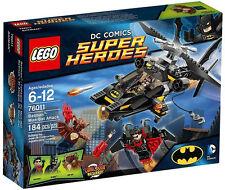 LEGO DC Comics Super Heroes Batman : Man-Bat Attack (76011) - Retired & HTF