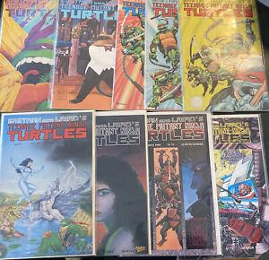 Teenage Mutant Ninja Turtles TMNT #23-30 Mirage Comics lot run of 9