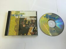 Chambers Brothers Time Has Come CD 074646503621