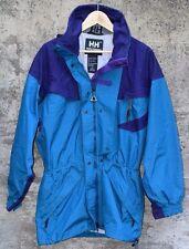 Vintage Helly Hansen Equipe Ski Jacket Snowboard Rain Coat Waterproof Mens M 90s