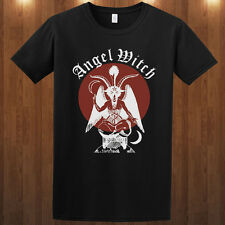 ANGEL WITCH Lucifer tee satanic heavy metal band Exodus T-shirt S M L XL 2-3XL