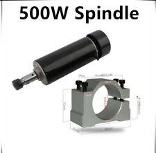 500W Brushless Motor ER11 Collet DC0-48V CNC Engraver Milling Air Cold Spindle