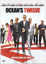 Ocean's Twelve. DVD Español