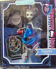 Monster High Scary Tales~Frankie Stein as Threadarella~ slightly damaged