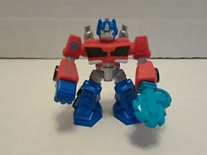 """Playskool Heroes Transformers Rescue Bots Optimus Prime 3.5"""" Tall Action Figure"""