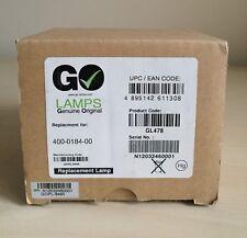 Go Lamps GL703 Projector Lamp for Vivitek D330MX, D330WX, Vivitek 5811116685-SU