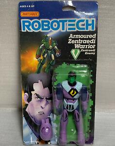 "*NEW* MOC Matchbox Robotech Armored Zentraedi Warrior 6"" Figure macross zentradi"