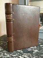 Maurice Herzog ANNAPURNA Premier 8.000 relié Arthaud coll. Sempervivum 1951 TBE