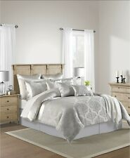 Sunham 11-Piece Queen Comforter Set Branton Grey D9Z203