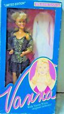 Vanna White Doll Original Fashions Limited Edition 1990 Nib