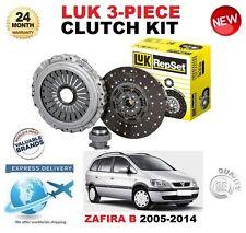 PER OPEL ZAFIRA B Mk II 2.0 2.2 2005-2014 Luk Kit frizione originale 3 pezzi