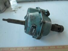 Ettco reduction drive. 1B Tapper. Serial # A 8861