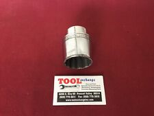 "Snap-on LDH-522 3/4""Drive 1-5/8"" 12PT Chrome Shallow Socket USA!"