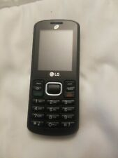 New listing Lg 328Bg TracFone Black Bar Cell Phone Lg328Bg Works great!