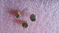 2x MOT MM5007 , BRAND NEW (OLD DATE CODE) , TO-39 METAL , PNP Transistor